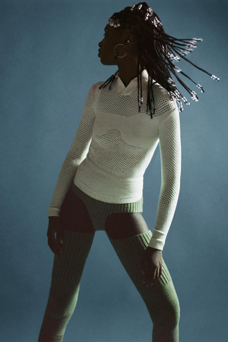 Isa Boulder Knit Crochet Capsule Collection Editorial