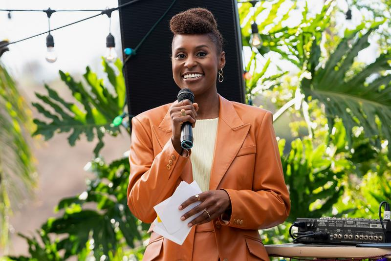 issa rae hbo seen and heard documentary producer black tv history insecure