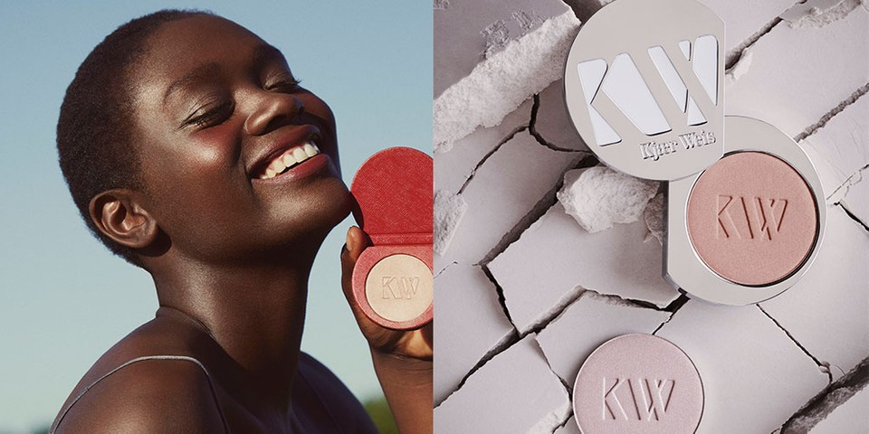 Clean Beauty Label Kjaer Weis Launches Its First-Ever Highlighter, LightSlip