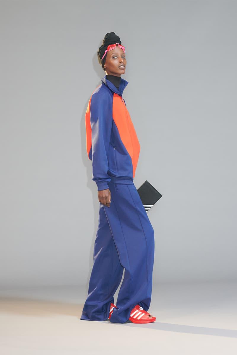 Lotta Volkova x adidas Originals Collaboration Collection adilette Slide Mule