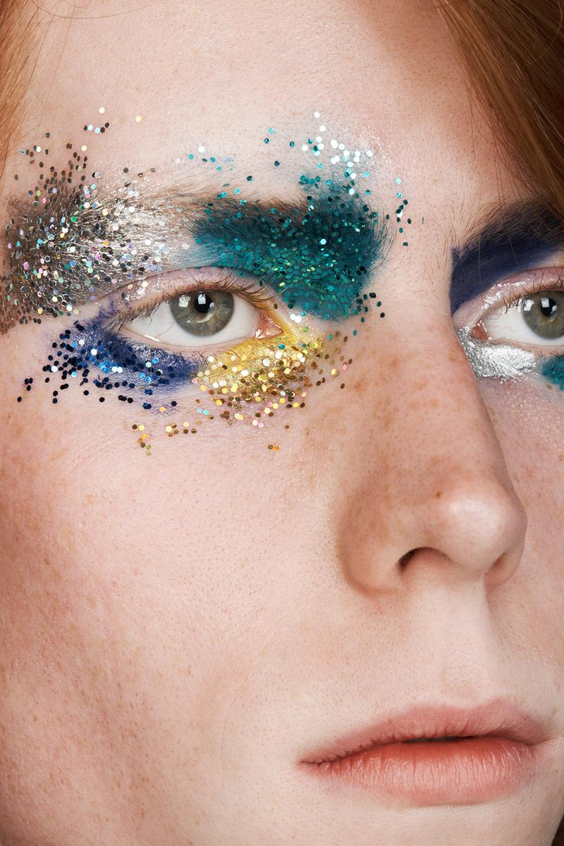 Makeup Artist Sil Bruinsma Paola Kudacki Beauty Project Editorial Self Expression Diversity Inclusivity Gen Z Millennial