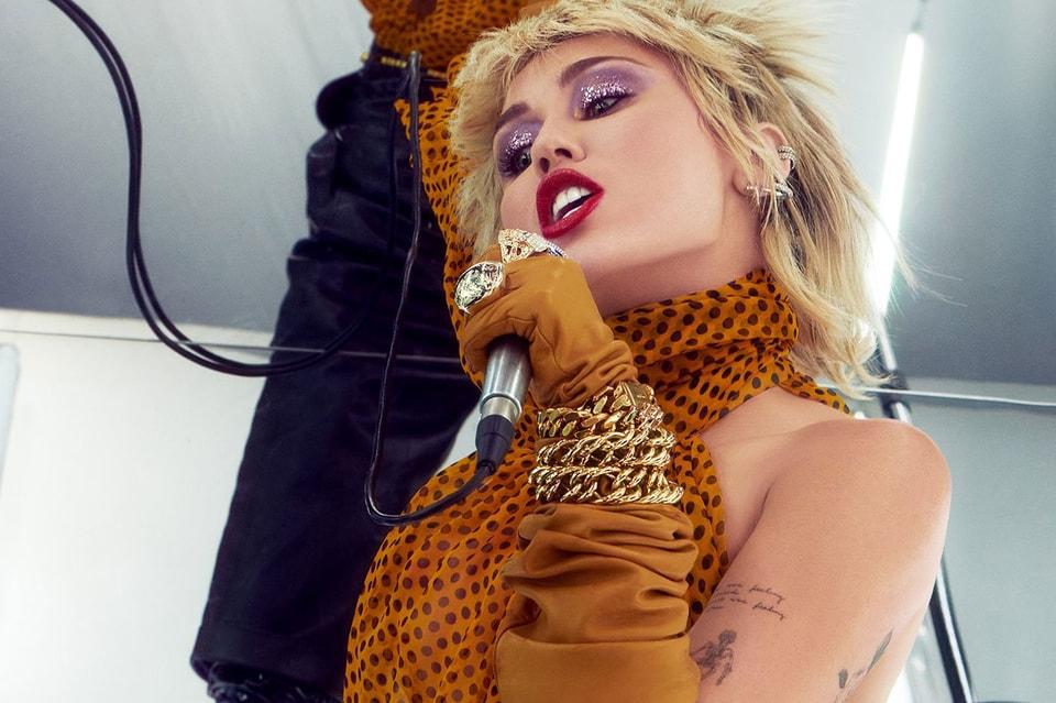 Watch Miley Cyrus Midnight Sky Music Video Hypebae