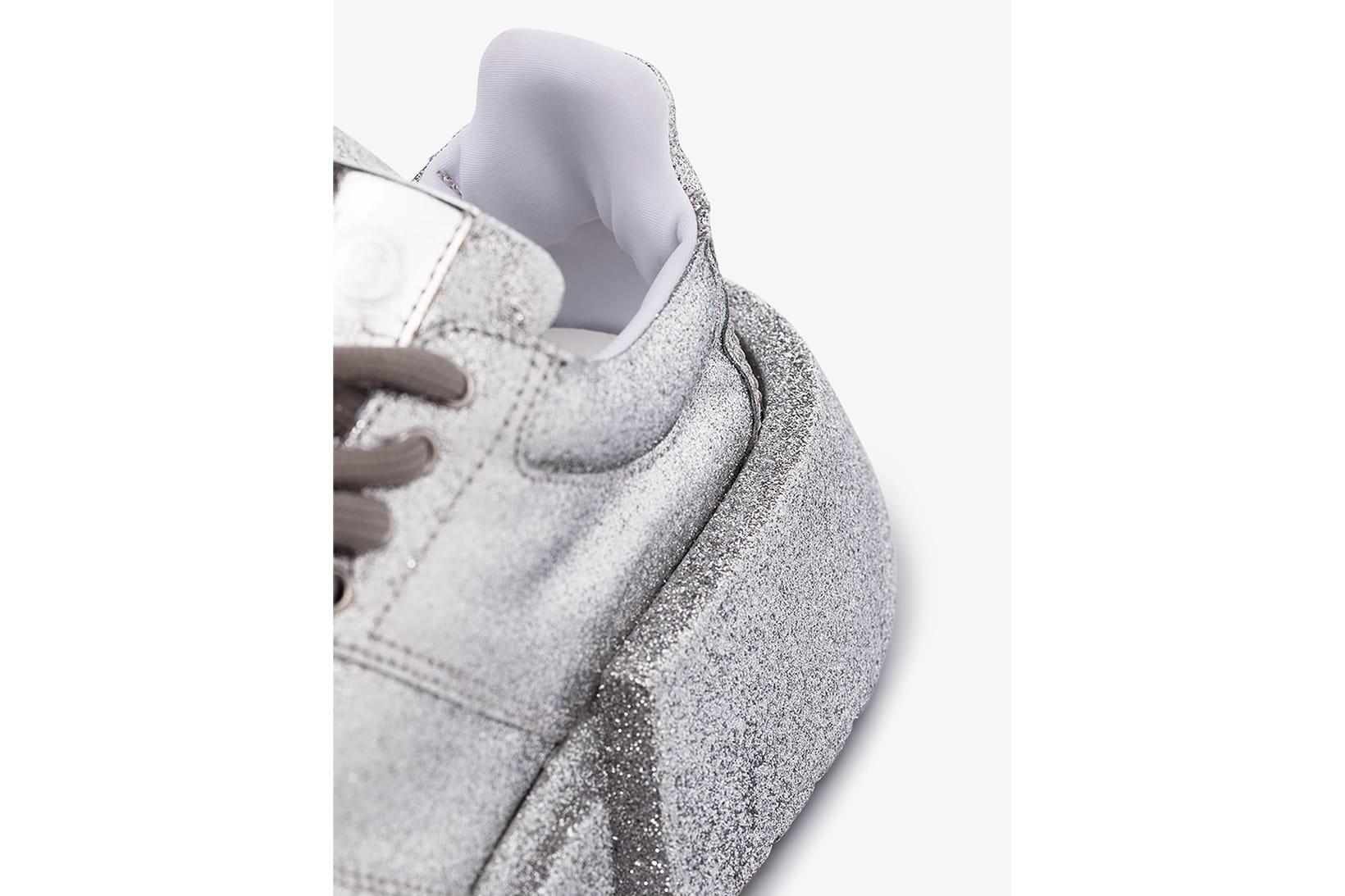 glitter margiela sneakers