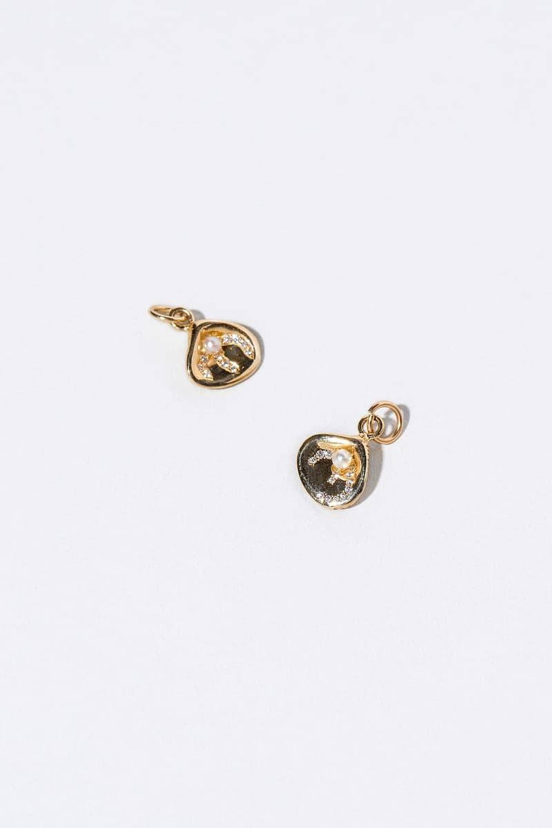 Mociun Fine Foods Luxury Jewelry Charm Collection Small Bites Snacks Shrimp Egg Avocado Asparagus Dumpling