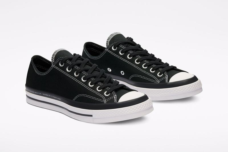fragment design 7 moncler genius converse chuck 70 ox collaboration official look release
