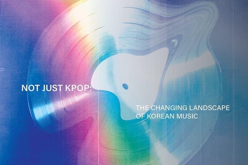 Korean Music K-Pop Hip Hop R&B SAAY DPR REM