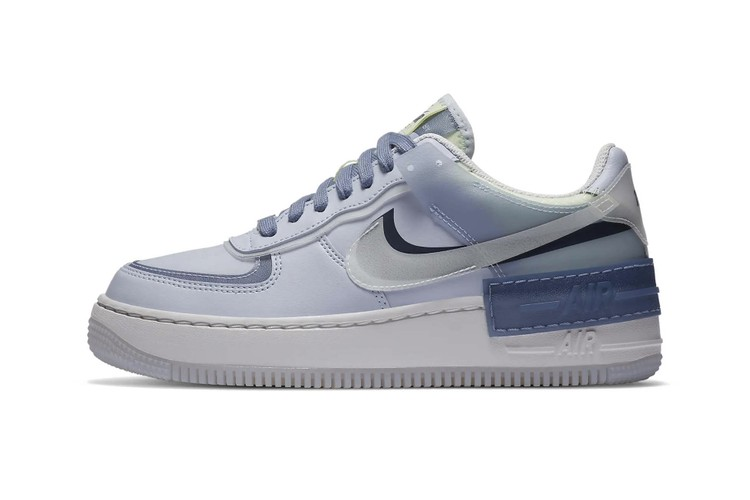 Nike Air Force 1 Shadow Hypebae Dropping alongside the air force 1, nike makes sure to remind us with another 'be kind' release which is the air force 1 shadow. nike air force 1 shadow hypebae