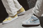 Picture of Nike Introduces the Air Jordan 1 Mid SE in Two Summer Pastel Colorways