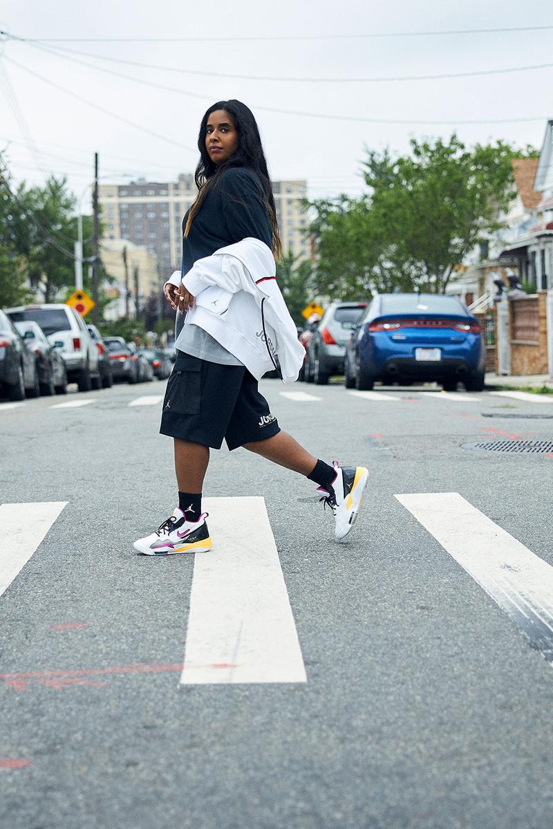 nike jordan brand womens new york city nyc collection