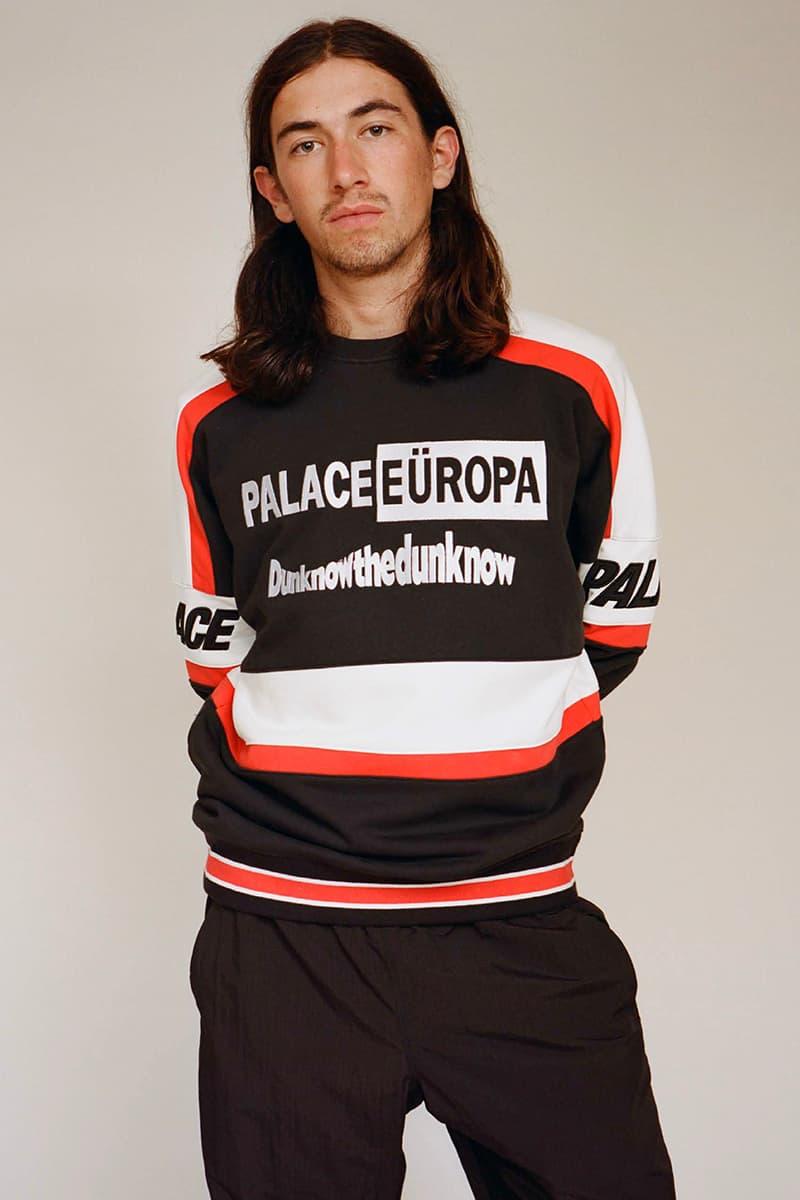 palace skateboards fall winter 2020 lookbook lucien clarke teddy fleece velour tracksuit