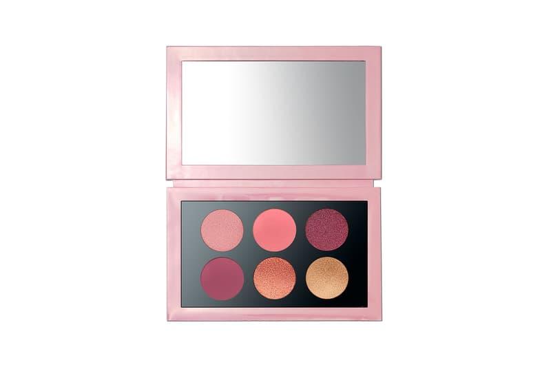 Pat McGrath Labs MTHRSHP Rose Decadence Eyeshadow Palette Lip Fetish Divinyl Lip Shine Balm Temptress