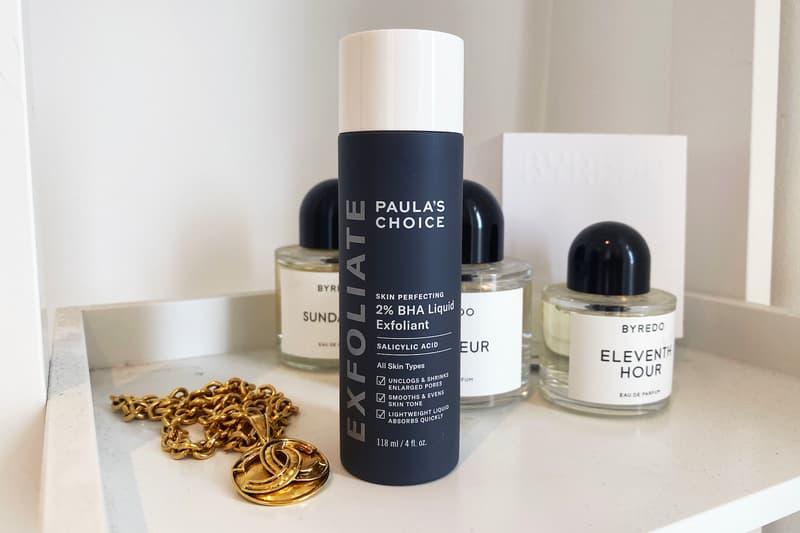 Paula's Choice 2% BHA Liquid Exfoliant Review TikTok Skincare Trend Toner Social Media BUzz