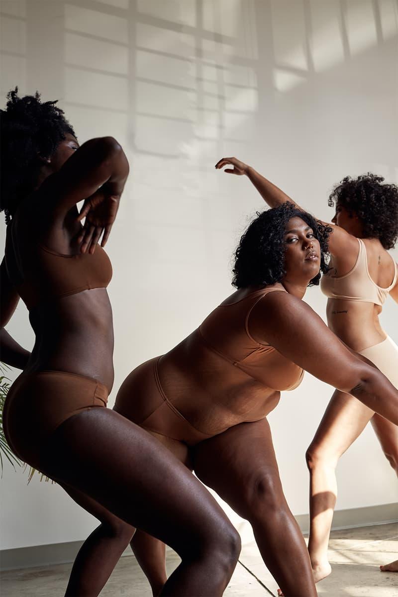 proclaim lingerie bralette mid rise brief underwear sustainable inclusive restock lookbook los angeles