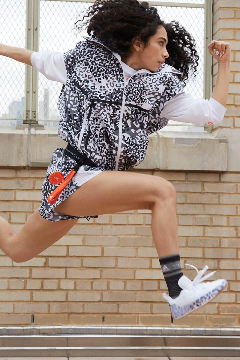 adidas by Stella McCartney FW20 Interview Lourdes Leon Workout Wardrobe Winter Capsule