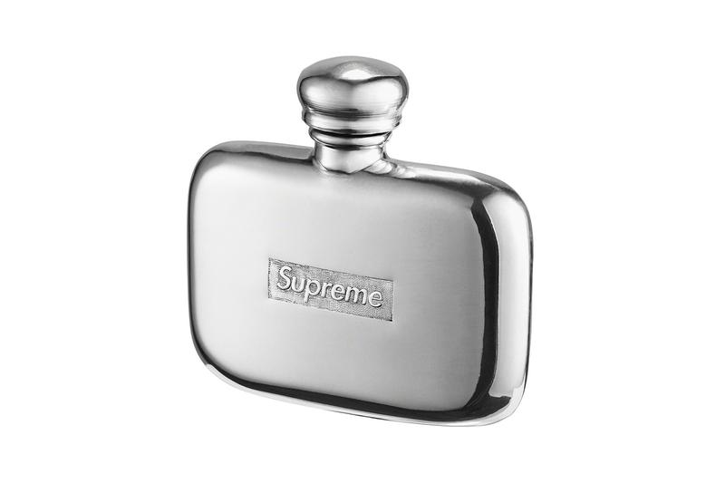 Supreme Fall/Winter 2020 Accessories Collection Jacob & Co. Watch Vase Red