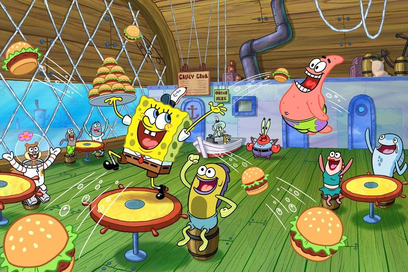 SpongeBob Squarepants Patrick Star Spin-Off Series Nickelodeon