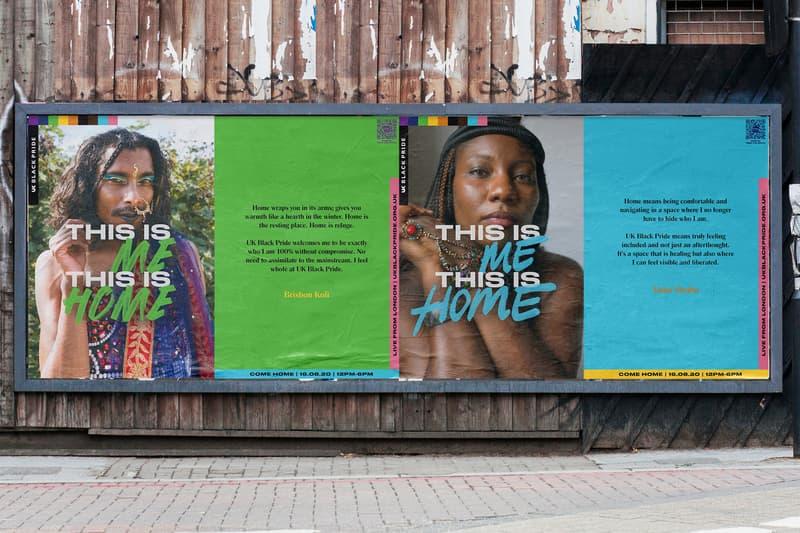 UK Black Pride 15-Year Anniversary Campaign BAME LGBTQ+ Organization Safe Space