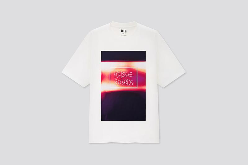 uniqlo ut kenshi yonezu collaboration unisex t shirts cats pink blue tees