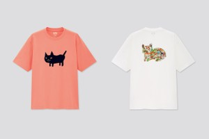 Picture of UNIQLO UT Taps Japanese Musician Kenshi Yonezu for Latest Graphic Tee Collection