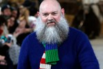 Picture of Walter Van Beirendonck Slams Virgil Abloh, Louis Vuitton for Copying His Old Designs