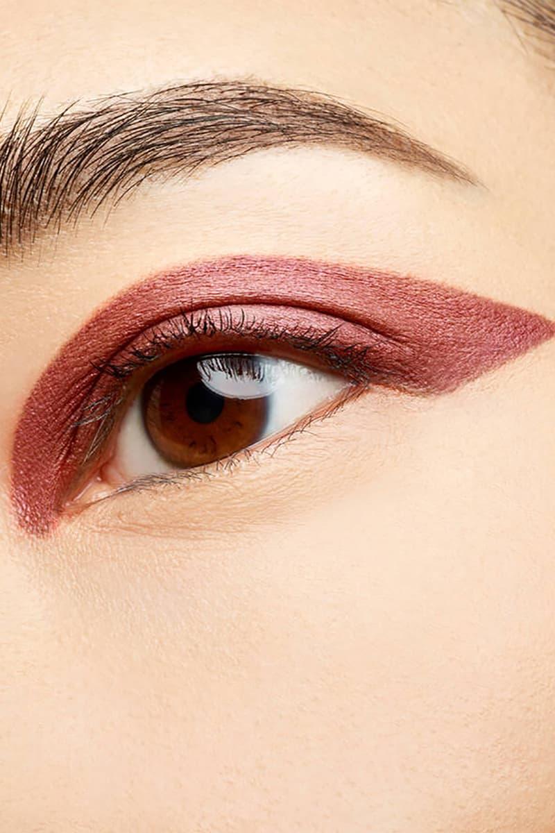 ysl yves saint laurent beauty satin crush mono eyeshadow makeup kaia gerber
