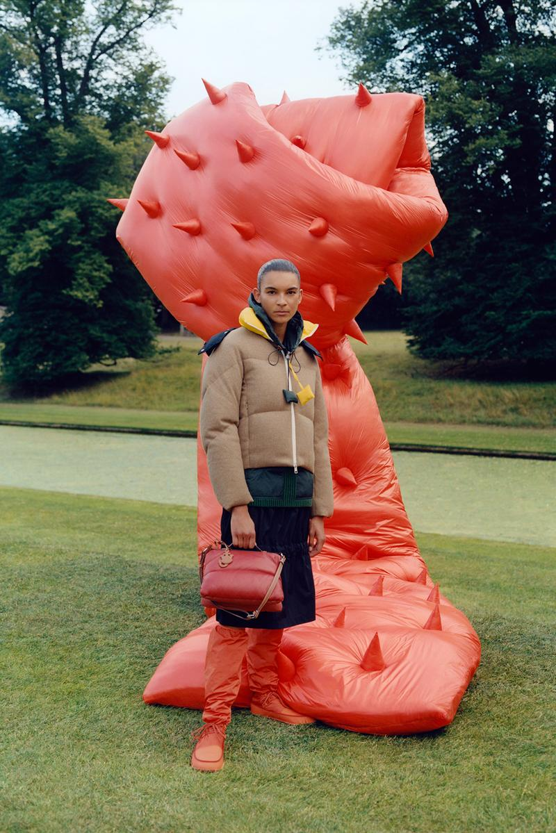 1 moncler jw jonathan anderson fall winter collection editorial