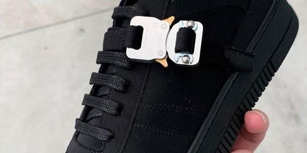Matthew Williams Teases 1017 ALYX 9SM's New Signature Sneaker