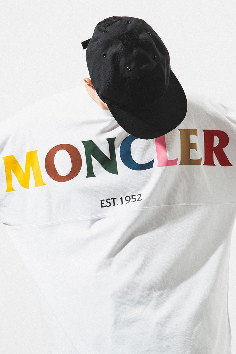 2 Moncler 1952 x UNDEFEATED Collaboration Collection Pullover