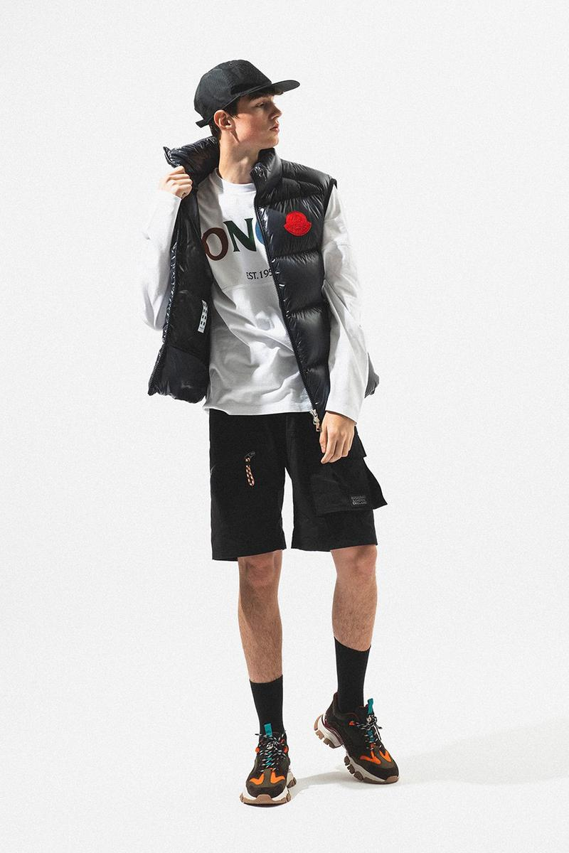 2 Moncler 1952 x UNDEFEATED Collaboration Collection Vest Gilet