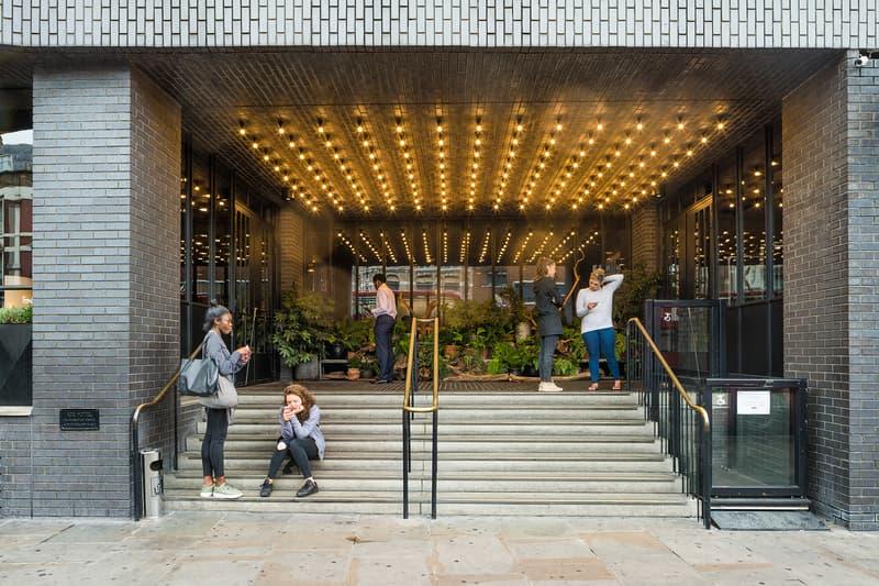 ace hotel london shoreditch permanent closure closed down hoi polloi restaurant
