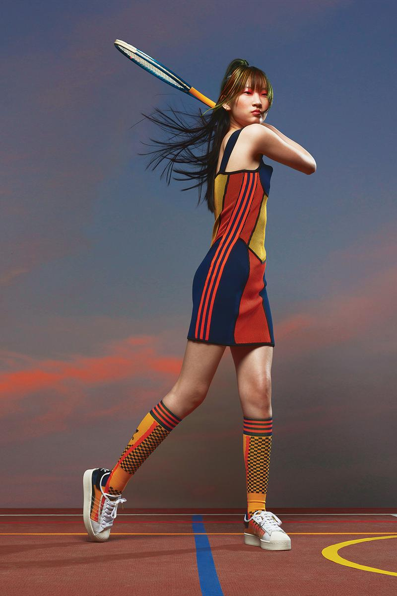 adidas originals paolina russo collaboration sportswear activewear