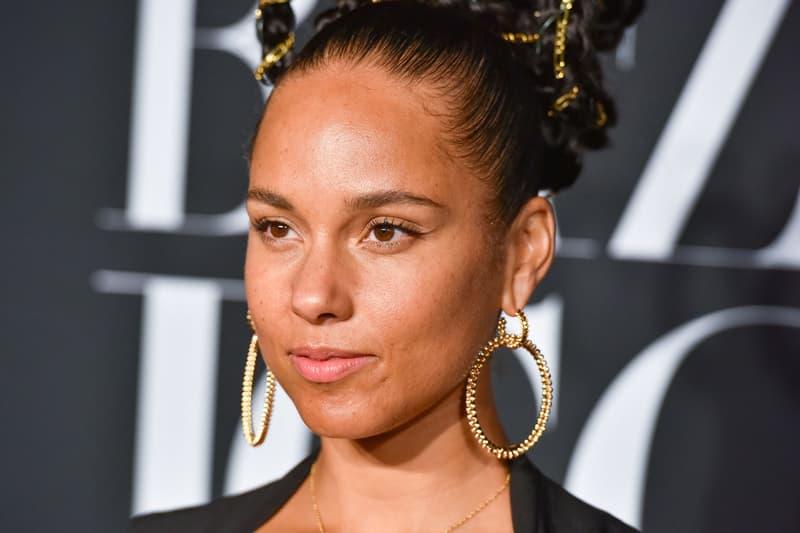 Alicia Keys ICONS by Carine Roitfeld Red Carpet 2019