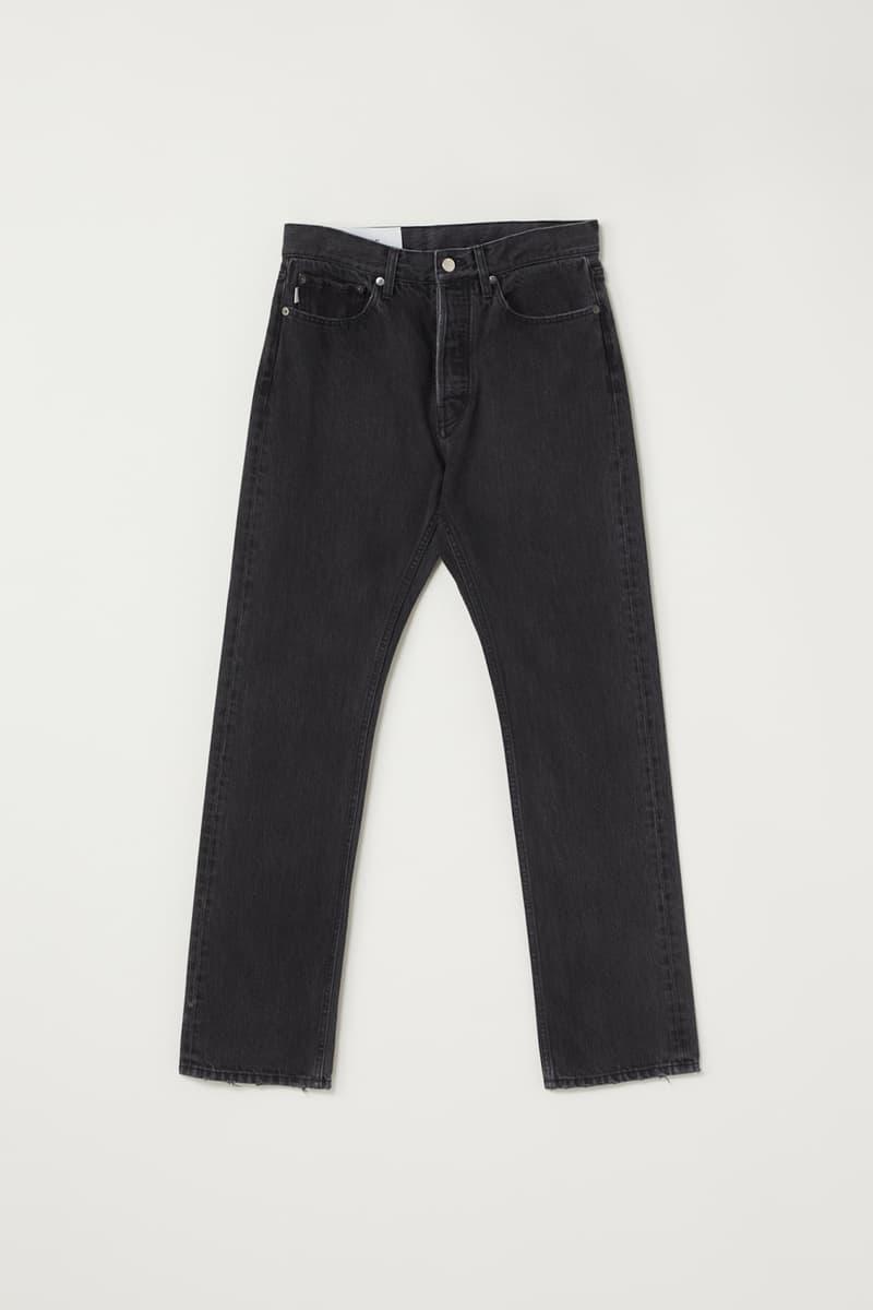 AMBUSH Denim Capsule Collection Release Jeans Indigo Dye Japanese Craftsmanship