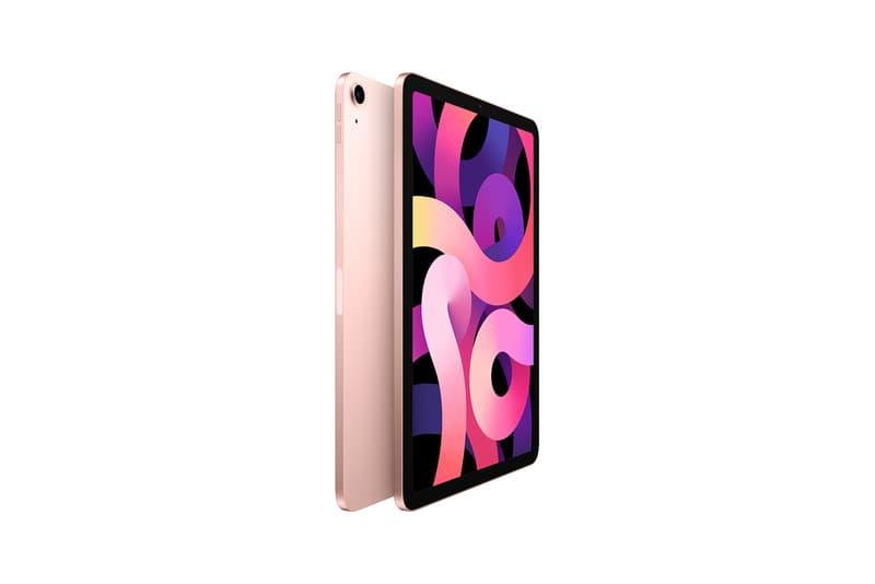 Apple iPad Air 2020 4 Green Blue