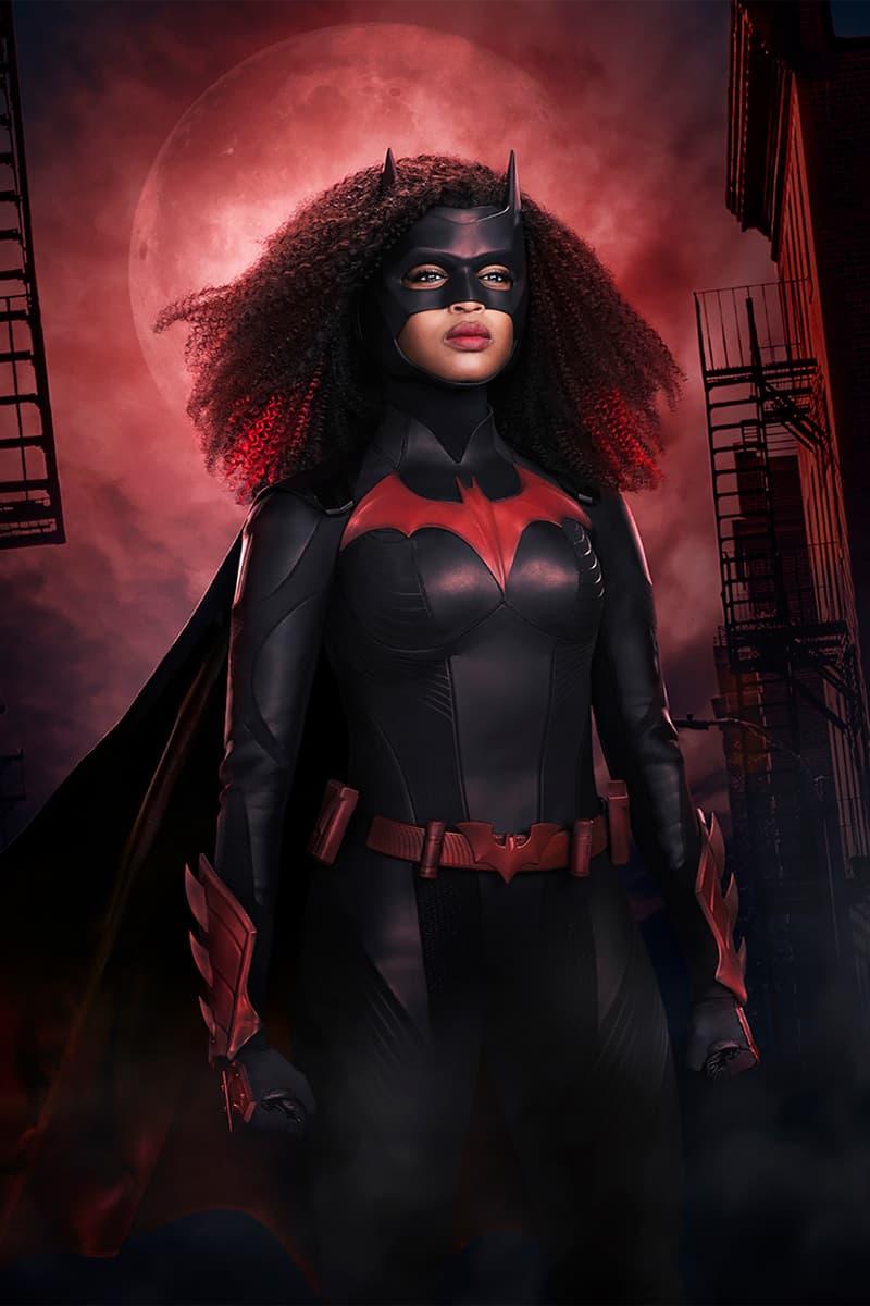 batwoman javicia leslie cast lead role the cw tv show black lgbtq actress