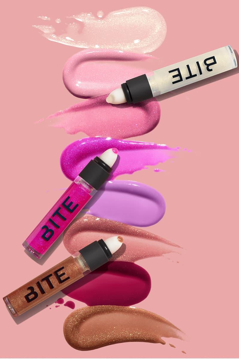 bite beauty yaysayer plumping lip gloss cinnamon oil clean vegan cruelty gluten free release info