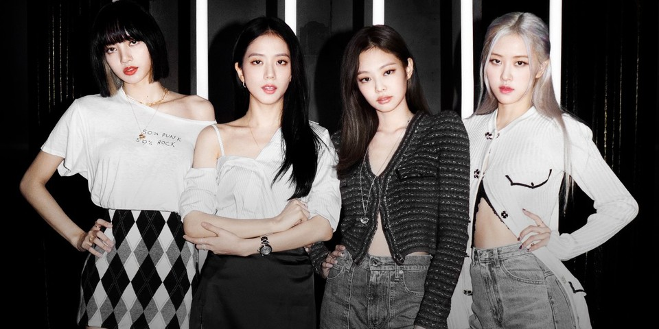 BLACKPINK Curates Exclusive Playlists for Spotify