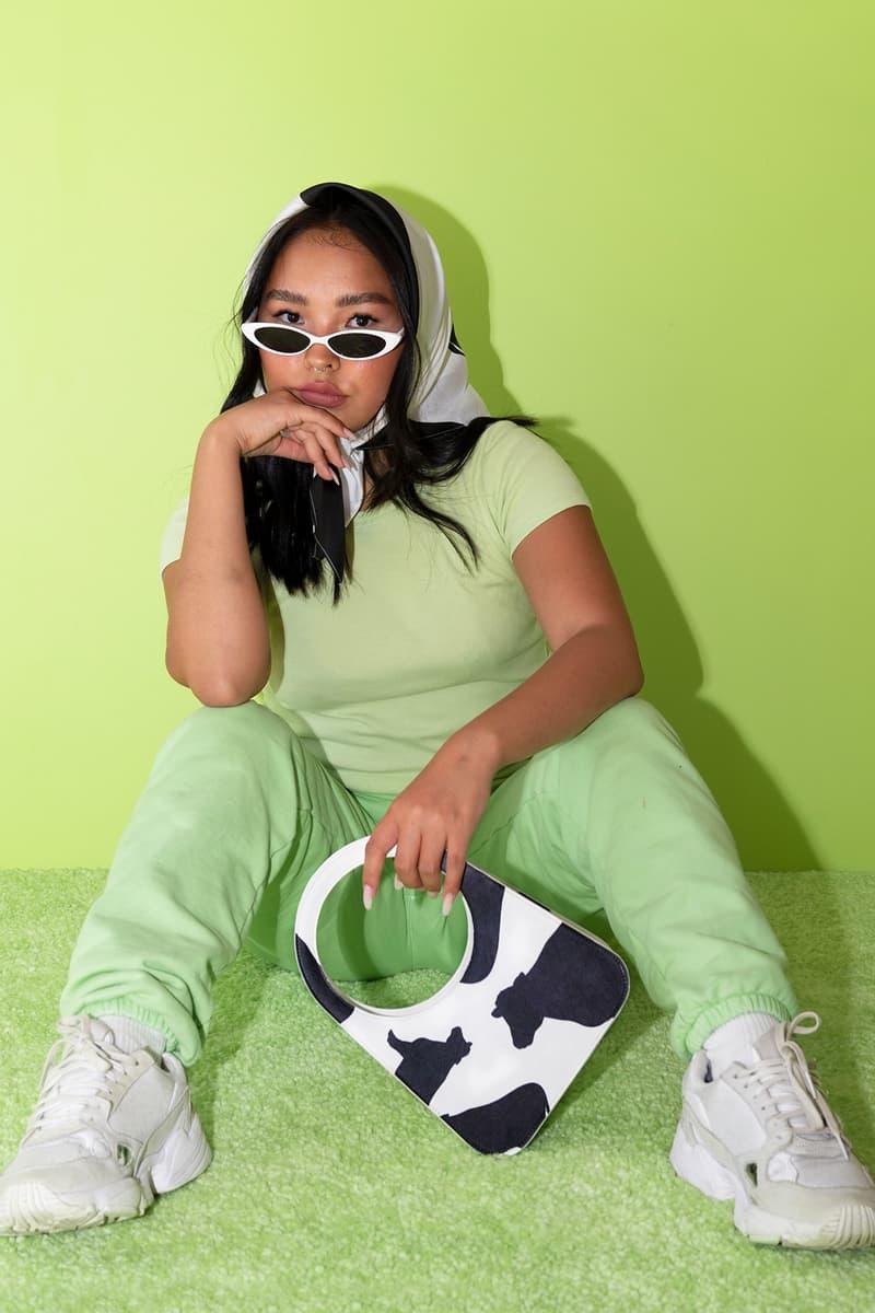 Boobie Billie Instagram Dog Fashion Influencer Style Bag Sunglasses Silk Scarf Sneakers Houndstooth Cow Print