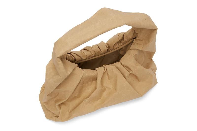 bottega veneta paper beige shoulder pouch bag purse price release info