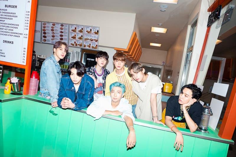 bts new album be deluxe edition announcement release online virtual concert map of the soul one jimmy fallon show big hit entertainment k-pop