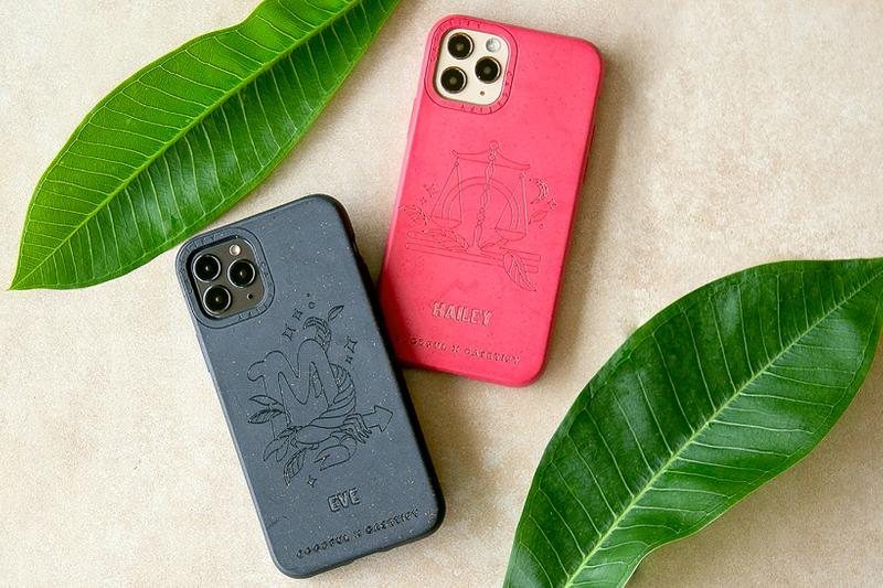 casetify buzzfeed goodful collaboration apple iphone airpods cases accessories sustainable