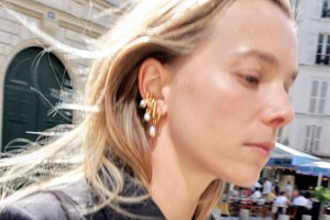 Picture of Charlotte Chesnais Launches Capsule Collection of Gold and Pearl Jewelry
