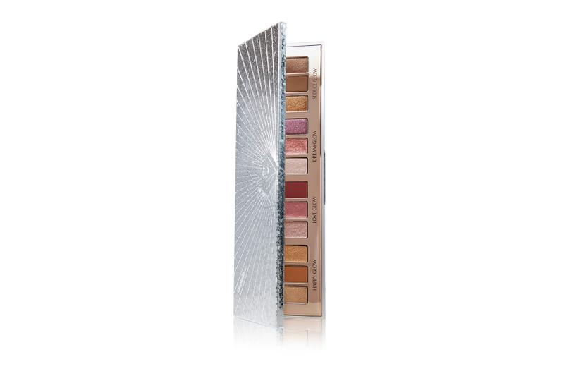 charlotte tilbury holiday eyeshadow palette bejewelled eyes to hypnotise limited edition makeup release