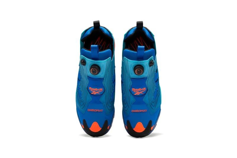 Chromat x Reebok Instapump Fury Collaboration Release Date Sneaker Shoe