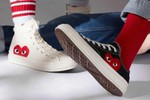 Picture of Converse Restocks COMME des GARÇONS PLAY Chuck 70 Sneakers