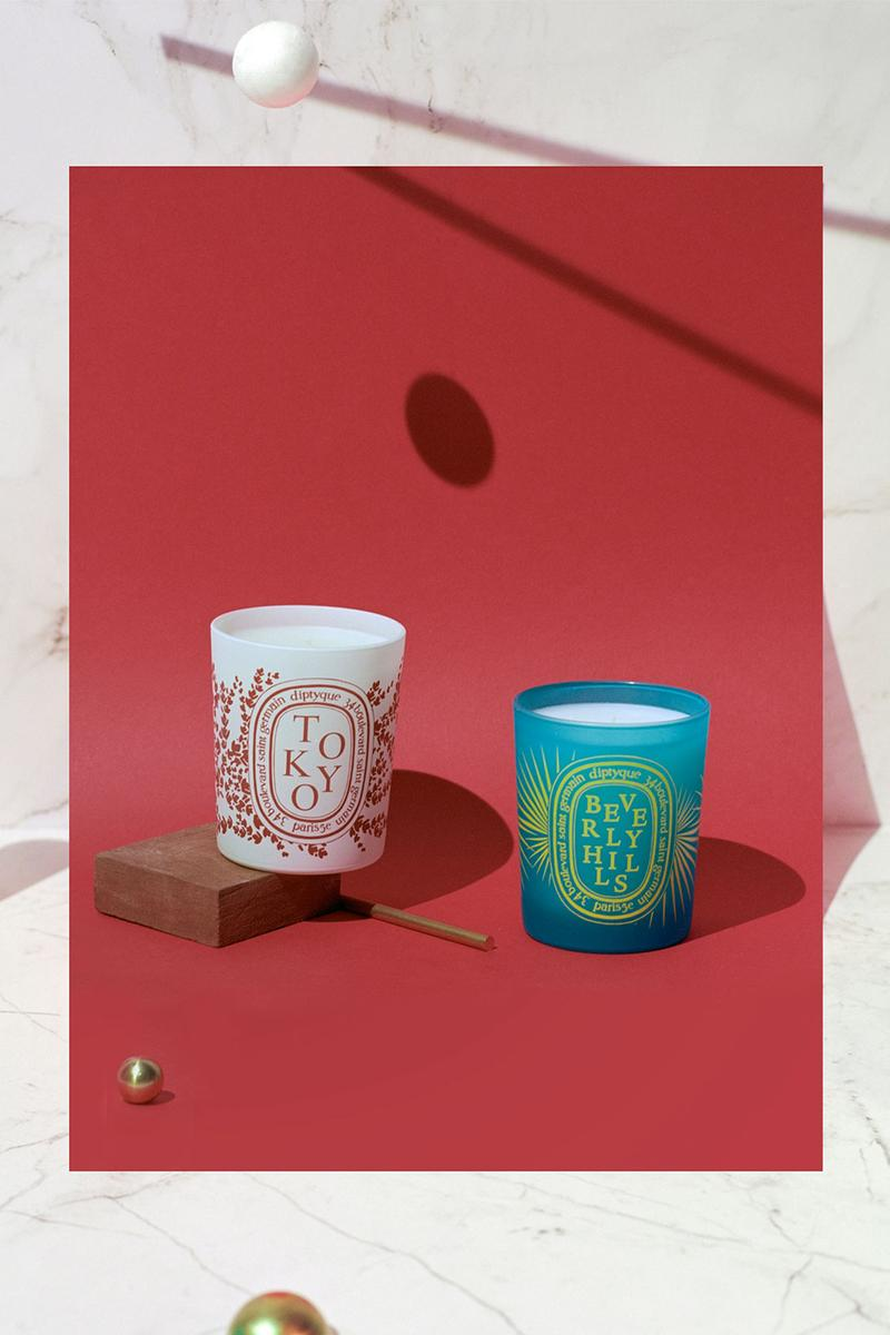 diptyque city exclusive candles online release info scented fragrance home new york paris hong kong tokyo