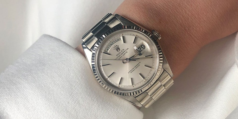 eBay's Most Popular Watch Is the Rolex Datejust
