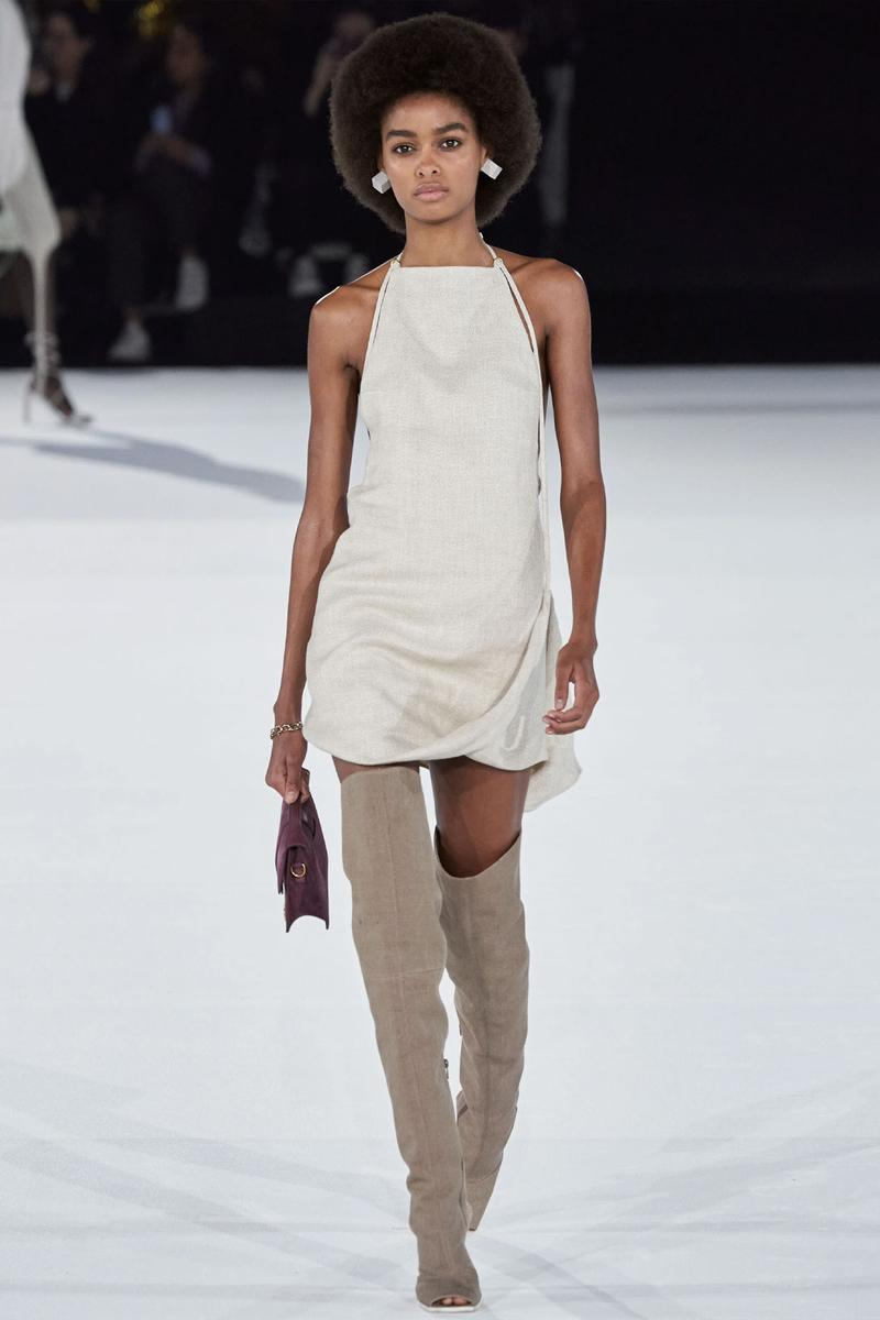 thigh high boots over the knee fashion trend jacquemus