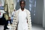 Picture of Silvia Venturini Fendi Showcases Her Final SS21 Collection for Fendi Womenswear