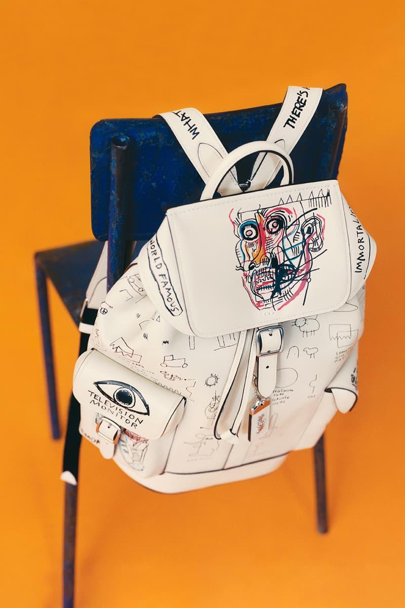 Jean-Michel Basquiat x Coach Collaboration Collection Campaign Jennifer Lopez JLo